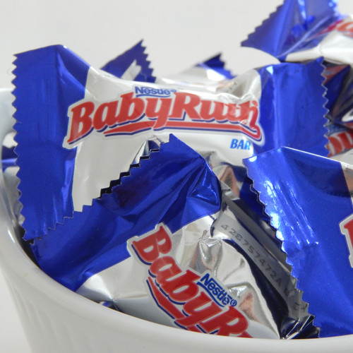 Baby Ruth 10 lb. case