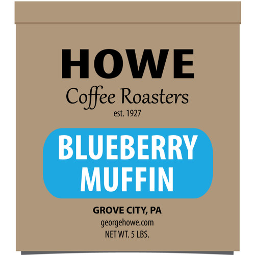 Blueberry Muffin Whole Bean 5 lb. bag