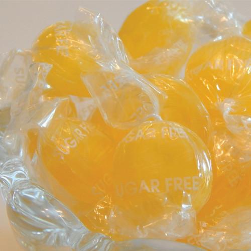 Sugar Free Lemon Buttons 10 lb. case