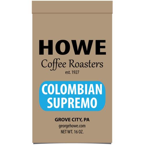 Colombian Supremo 1 lb. bag