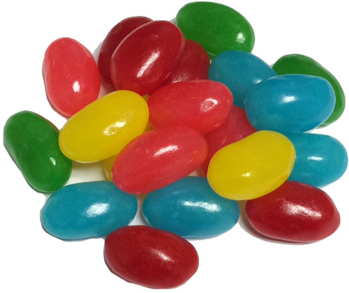 Jumbo Sour Jelly Beans 19 oz. bag