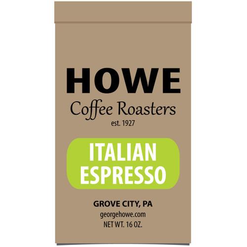 Italian Espresso 1 lb. bag