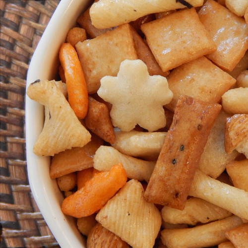 Oriental Rice Crackers