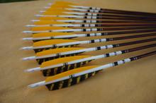 High Noon Tapered Cedar 55-60 Arrows
