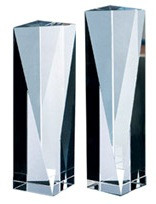 CRYSTAL GOLDWELL AWARD, 3 sizes available