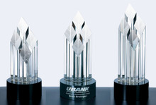 "EXECUTIVE DIAMOND AWARD, 10"", 3 sizes available"