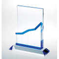 Zenith Crystal Award- Tabular