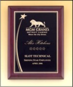 Star theme Award Plaque