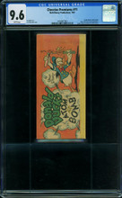 CHEERIOS PREMIUMS  (1947) CGC 9.6 NM+ Donald Ducks Atom Bomb