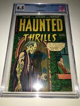 Haunted Thrills #3 (1952) CGC 6.5 F+