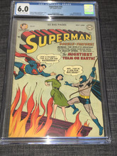 Superman #76 (1952) CGC 6.0 F