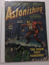 Astonishing #31 (1954) VG-