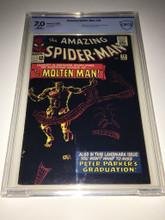 Amazing Spider-Man #28 (1965) CBCS 7.0 FVF 1st Molten Man