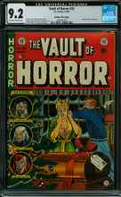 Vault of Horror #35 (1954) CGC 9.2 NM- Gaines FC