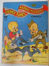 Looney Tunes #6 (1941) VG