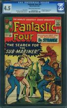Fantastic Four #27 CGC 4.5