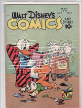 Walt Disney's Comics and Stories #80 FVF 7.0