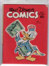 Walt Disney's Comics and Stories #20 VG- 3.5