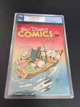 Walt Disney's Comics and Stories #93 PGX 9.0