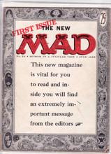 Mad #24 VG- 3.5