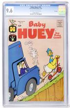 Baby Huey #74 CGC 9.6