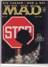 MAD #47 VG+ 4.5