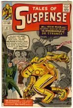 Tales of Suspense #41 GVG