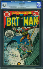 Batman #247 CGC 9.4 NM