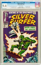 Silver Surfer #2 CGC 9.4 NM