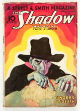 Shadow V5#1 (Street & Smith, 1933)
