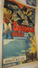"""The New Adventures of Batman Serial (1949) CH.3 """"Robin's Wild Ride"""""""