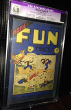 More Fun Comics #09 (1936) CGC 6.0 (MP) Very Rare! Gerber 9