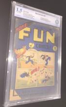 More Fun Comics #09 (1936) CBCS 1.5 Unrestored Very Rare! Gerber 9