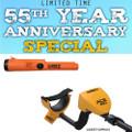 GARRETT ACE 400i 55th Anniversary Special
