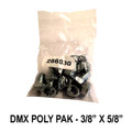 "Model Small DMX Poly Pak 3/8"" x 5/8"" Tower Hardware – 286030"