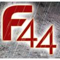 "Fisher F-44 Metal Detector 11"""