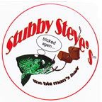 3 inch round decal which is durable and high-quality Show your support of your favorite fishing lure!