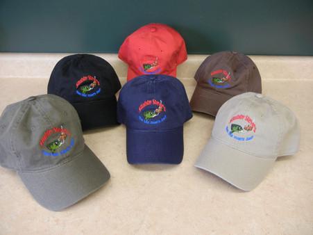 Stubby Steve's hat with logo