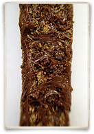 "Closeup ""True Earthworm Brown"" 3 inch FISH FOOD WORM"