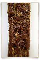 "Closeup ""True Earthworm Brown"" 4 inch FISH FOOD WORM"