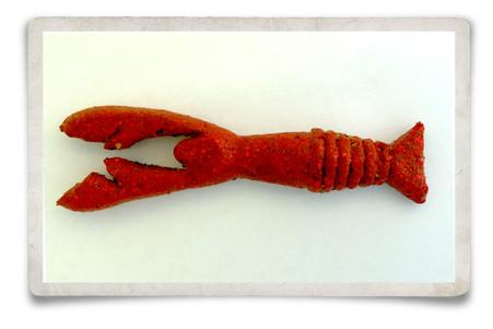 SPARKLE Red FISH FOOD CRAWDAD