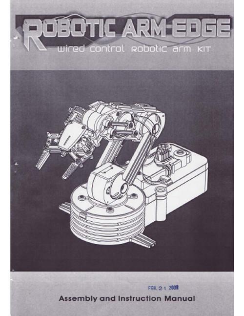Manual de robot de opción binaria