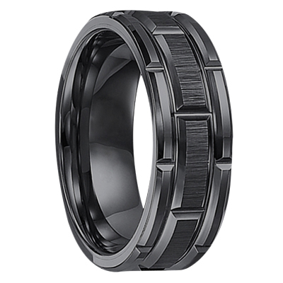 make your wedding day perfect with selection of ideal wedding bands - Wedding Rings Black