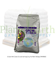 Grodan Mini Grow-Cubes (2 cubic foot bags) by the Pallet (RW91003) UPC 856372001677