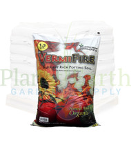 Vermicrop VermiFire Nutrient Rich Potting Soil (1.5 cubic foot bags) in Bulk (VCFIRE) UPC 891155002250