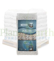 Mother Earth Perlite # 4 (4 cubic foot bags) in Bulk (713315) UPC 870883009526
