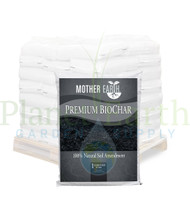 Mother Earth Premium BioChar (1 cubic foot bags) in Bulk (713320) UPC 849969001914