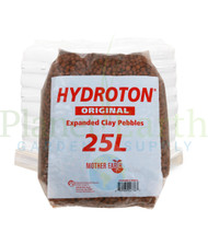 Mother Earth Hydroton Original (25 liter bags) in Bulk (714114) UPC 849969007367