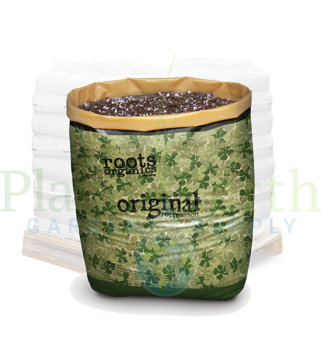 Special pallet pricing 1 5 cubic foots bags roots for Bulk potting soil