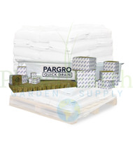 "Pargro 1.5"" Quick Drain Wrapped Cubes by the Pallet (RW106700W) UPC 8711698992646"